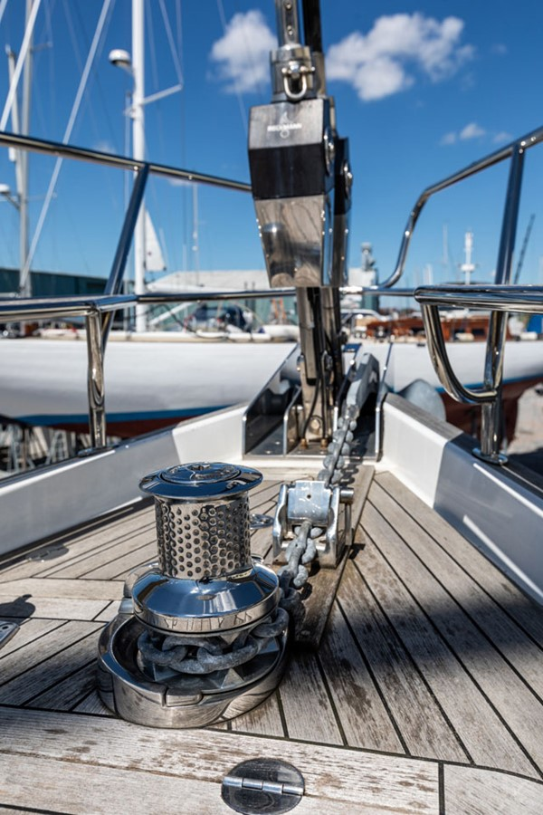 2012 DISCOVERY Discovery 57 Cruising Sailboat 2546382