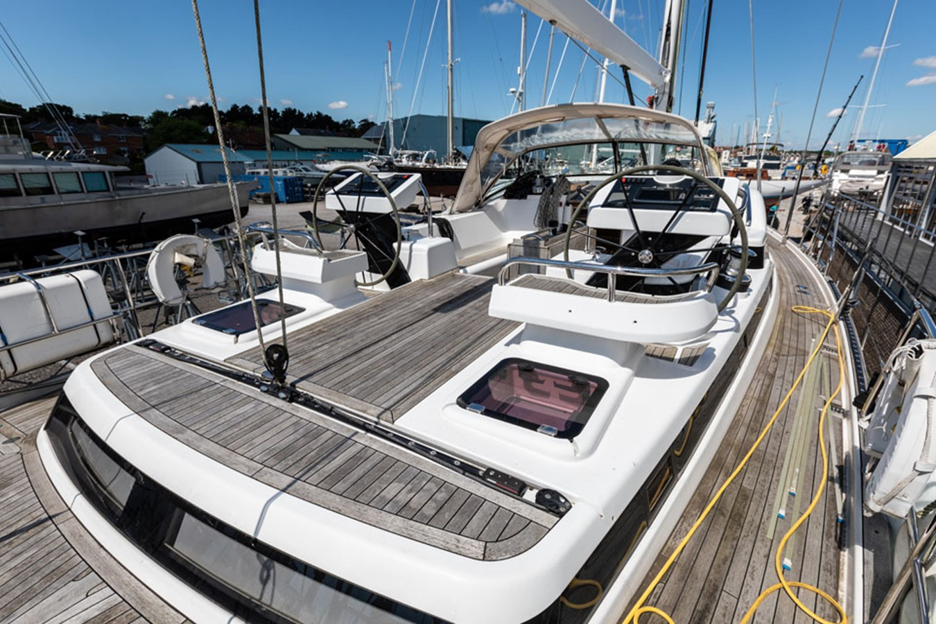 2012 DISCOVERY Discovery 57 Cruising Sailboat 2546385