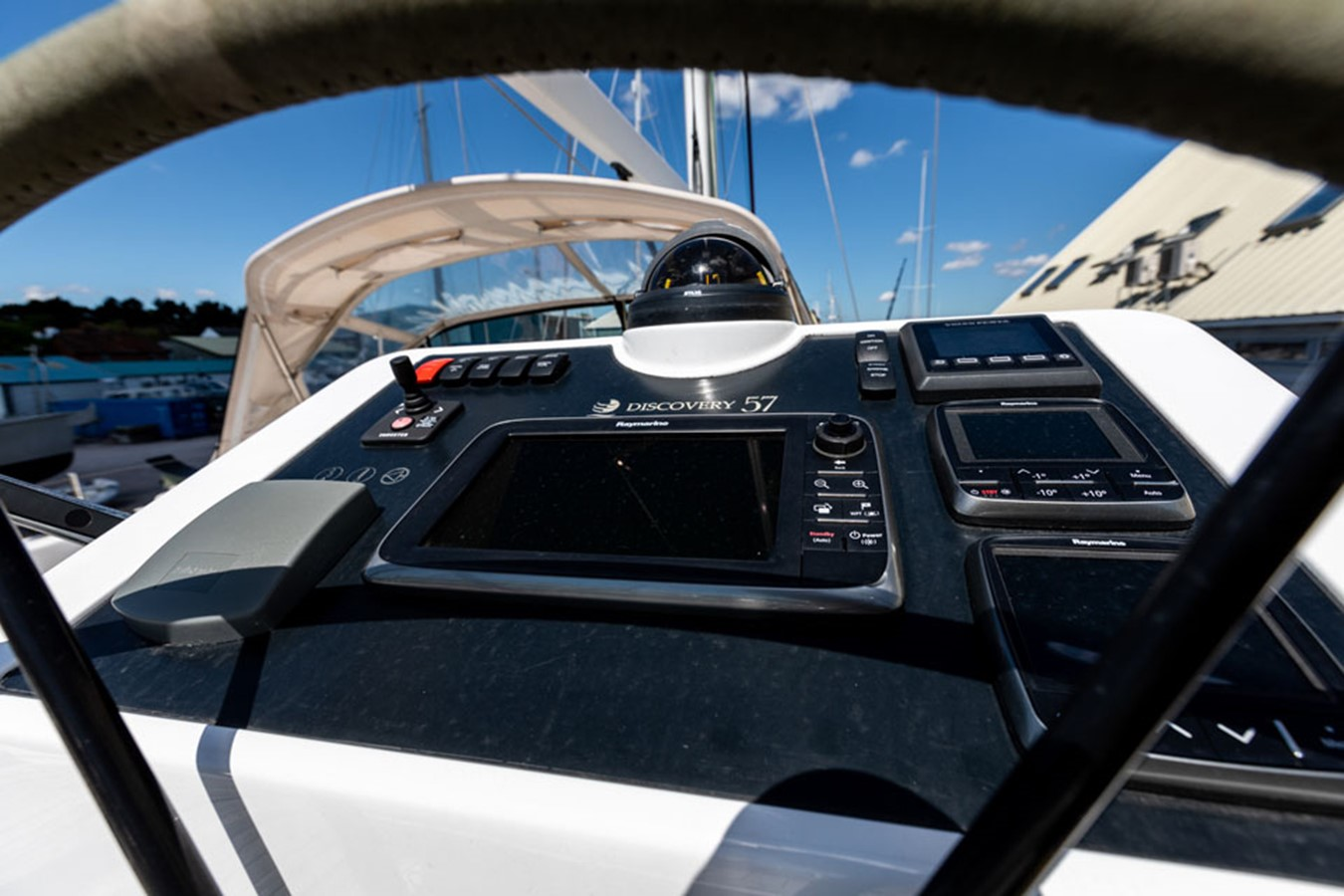 2012 DISCOVERY Discovery 57 Cruising Sailboat 2546386