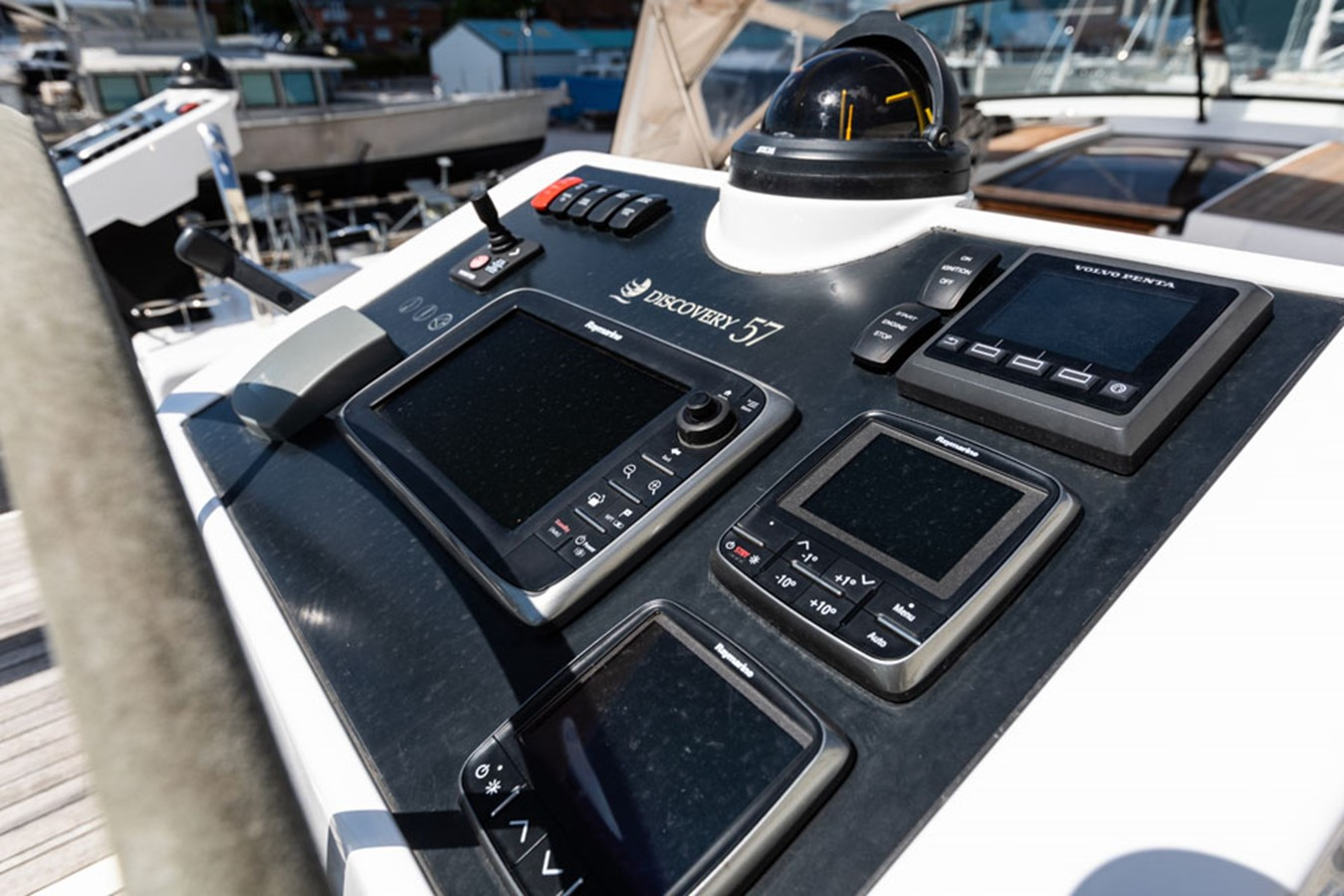 2012 DISCOVERY Discovery 57 Cruising Sailboat 2546387