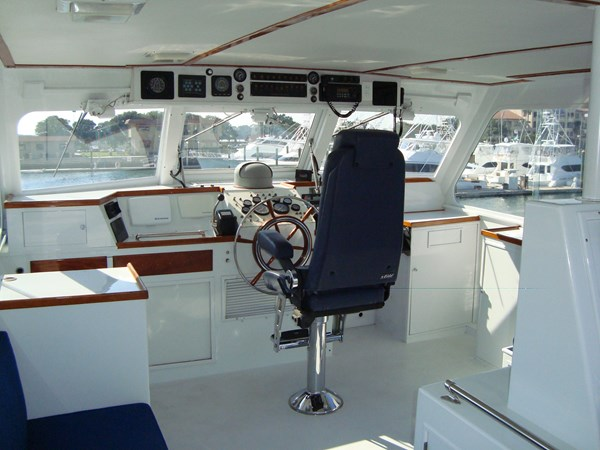 Bridge 1980 HUCKINS  Motor Yacht 2802412
