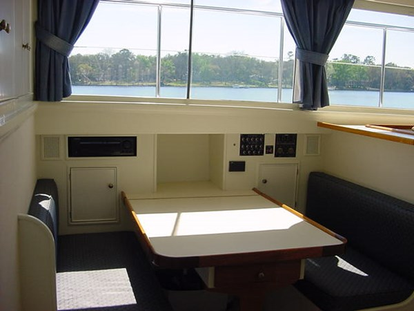Galley Booth (2) 1980 HUCKINS  Motor Yacht 2802419