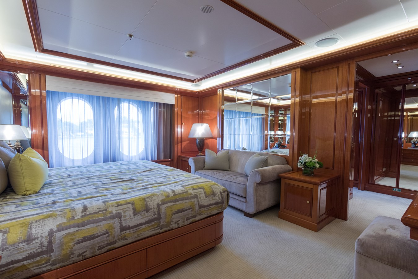 Main Deck Forward VIP Port Stateroom - 214 CODECASA For Sale