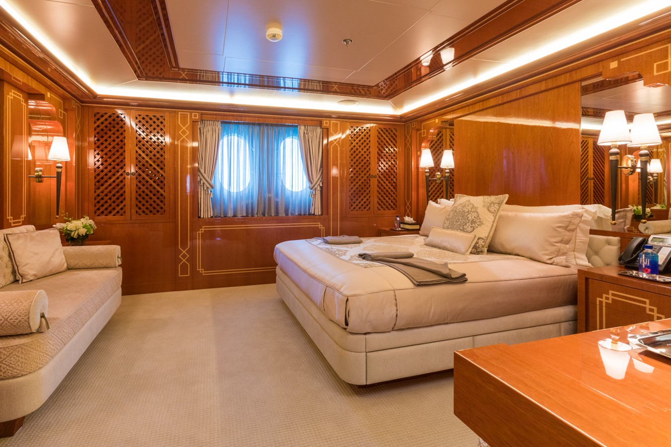 Lower Deck Starboard Guest Stateroom - 214 CODECASA For Sale