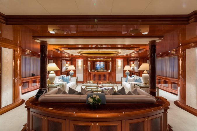Main Salon 2010 CODECASA  Motor Yacht 2548479