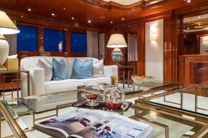 Main Salon 2010 CODECASA  Motor Yacht 2548481