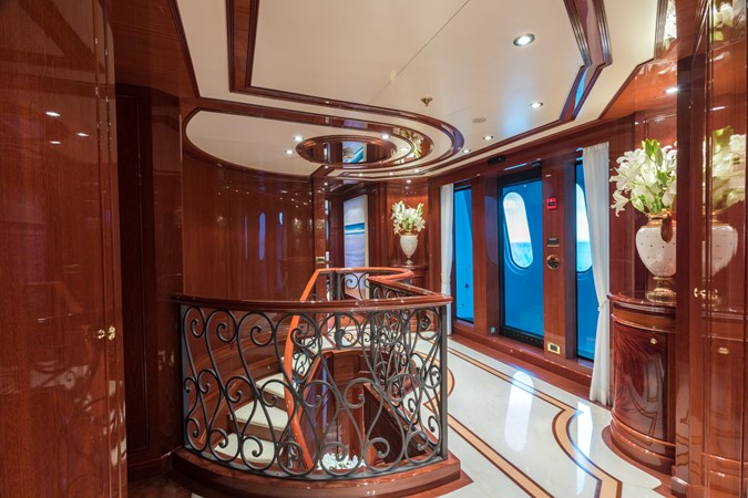 Main Deck Foyer 2010 CODECASA  Motor Yacht 2548485