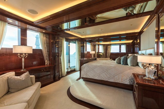 Upper Deck Master Stateroom 2010 CODECASA  Motor Yacht 2548488