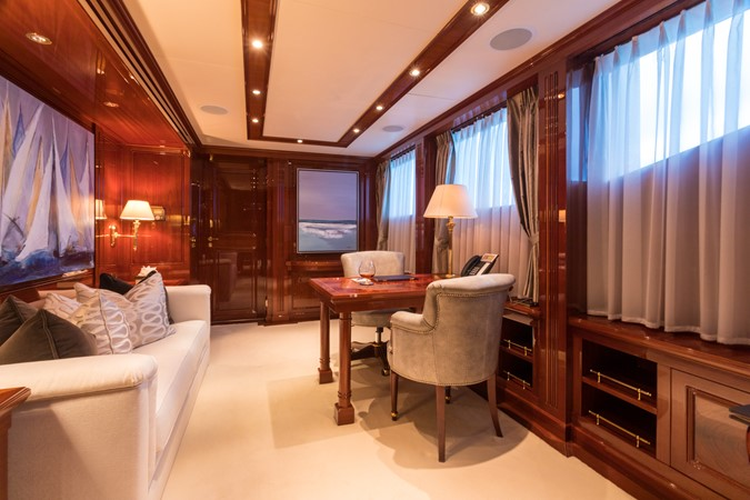 Upper Deck Master Study 2010 CODECASA  Motor Yacht 2548490