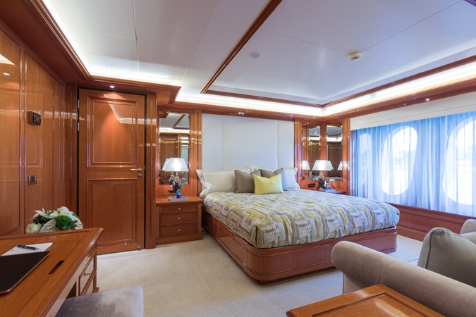 Main Deck Forward VIP Port Stateroom 2010 CODECASA  Motor Yacht 2548493