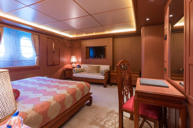 Lower Deck Port Guest Stateroom 2010 CODECASA  Motor Yacht 2548502