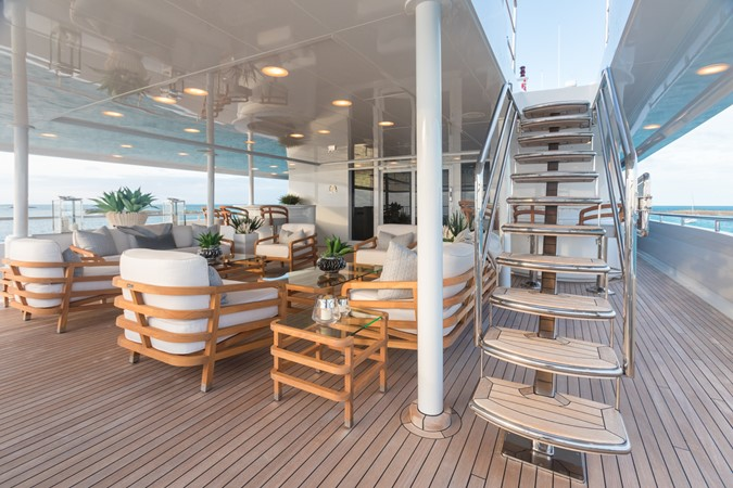 Bridge Deck Aft 2010 CODECASA  Motor Yacht 2548519