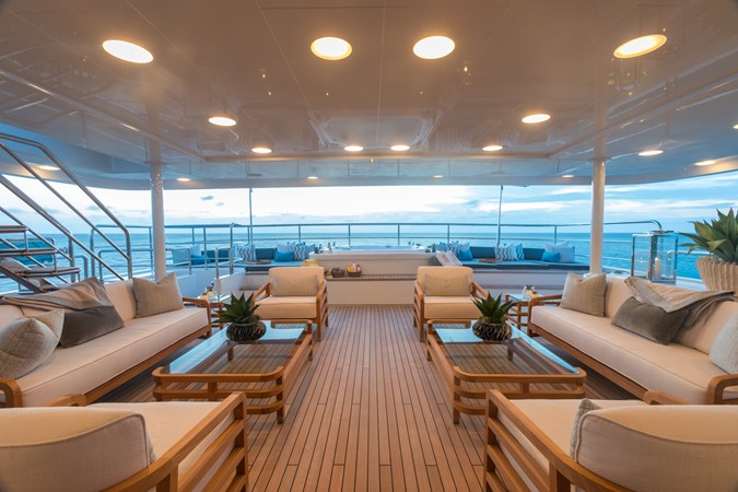 Bridge Deck Aft 2010 CODECASA  Motor Yacht 2548520