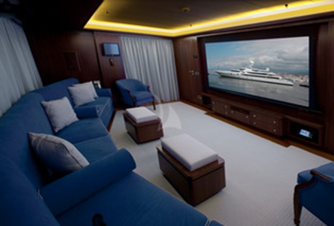Media/Game Room 2010 CODECASA  Motor Yacht 2556791