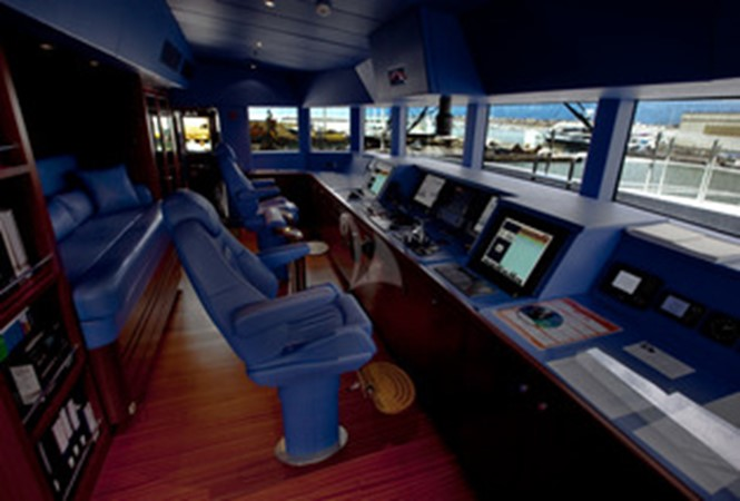 Bridge 2010 CODECASA  Motor Yacht 2556792
