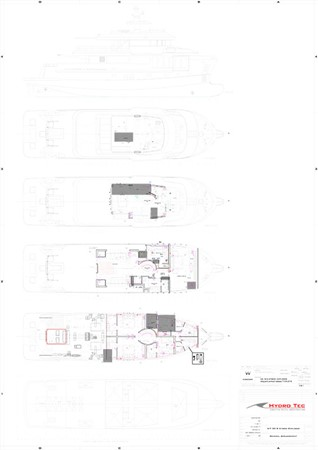 2021 CUSTOM BOAT by CASA DEL MOTORE  Expedition Yacht 2554047