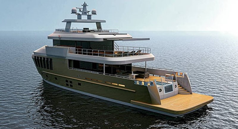 2021 CUSTOM BOAT by CASA DEL MOTORE  Expedition Yacht 2563555