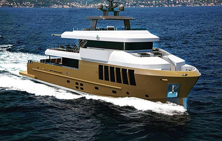 2021 CUSTOM BOAT by CASA DEL MOTORE  Expedition Yacht 2563556