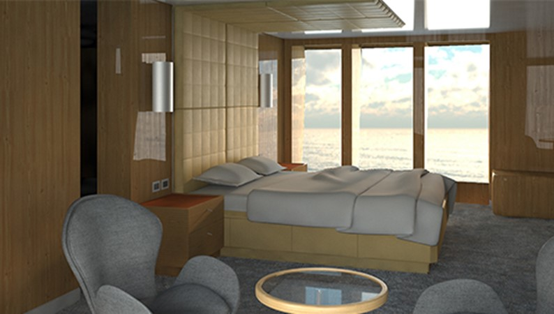 2021 CUSTOM BOAT by CASA DEL MOTORE  Expedition Yacht 2586834