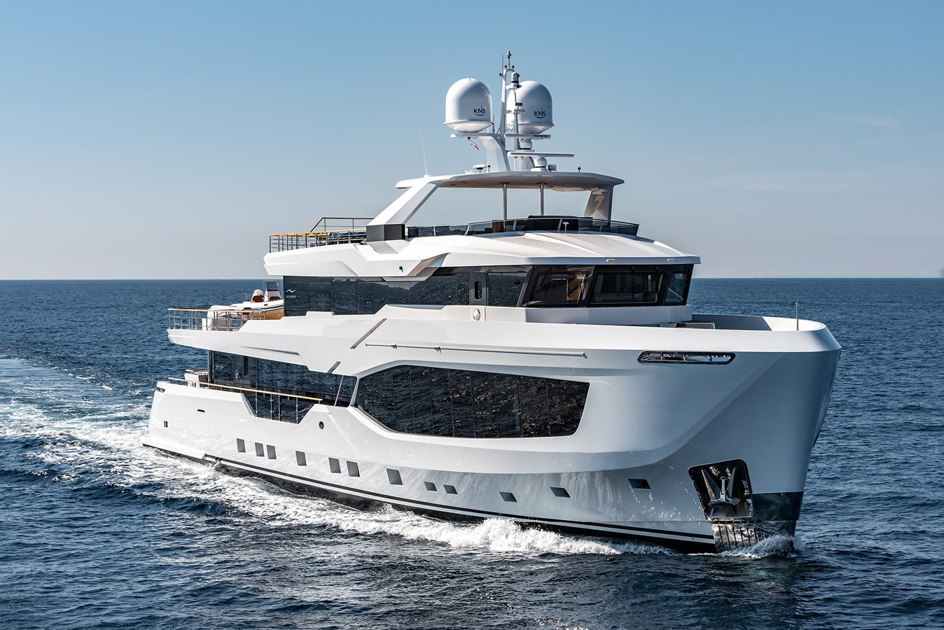 Numarine 37XP Hull #6 yacht for sale