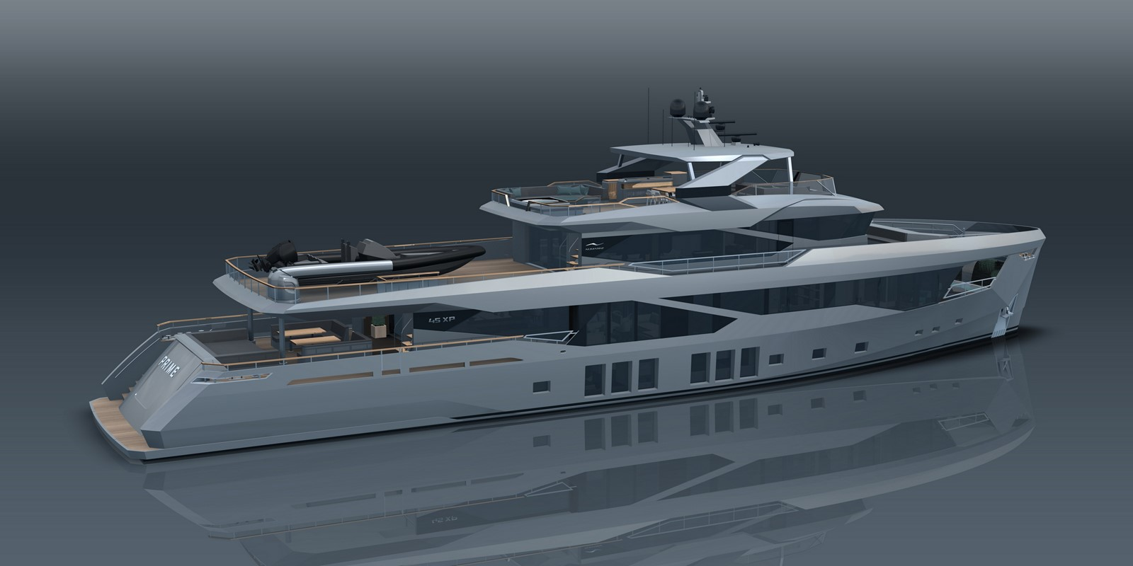 2021 NUMARINE 45XP Expedition Yacht 2549307