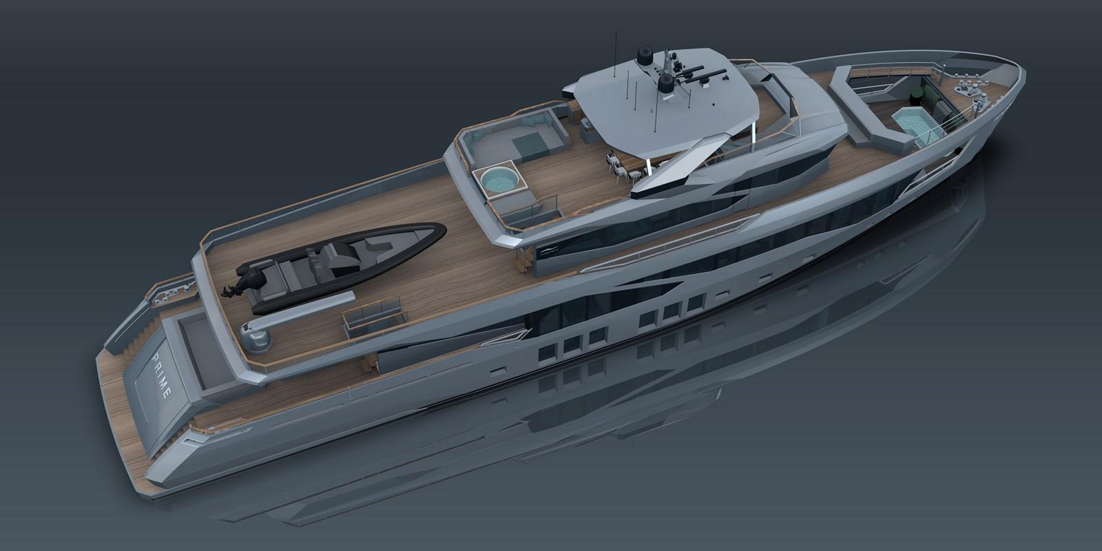 2021 NUMARINE 45XP Expedition Yacht 2549308