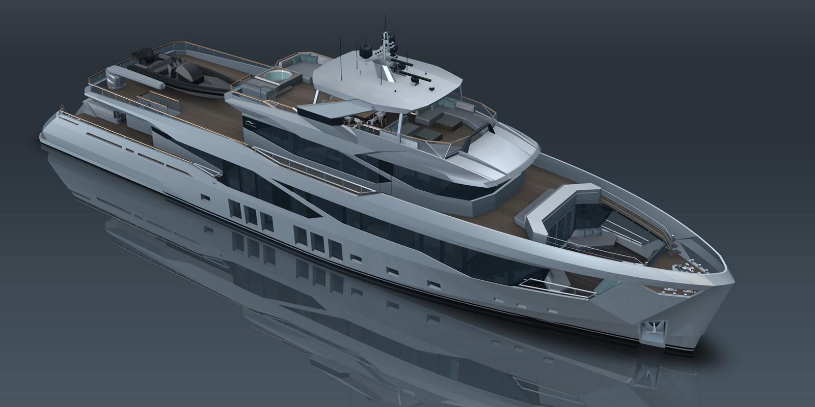 2021 NUMARINE 45XP Expedition Yacht 2549309