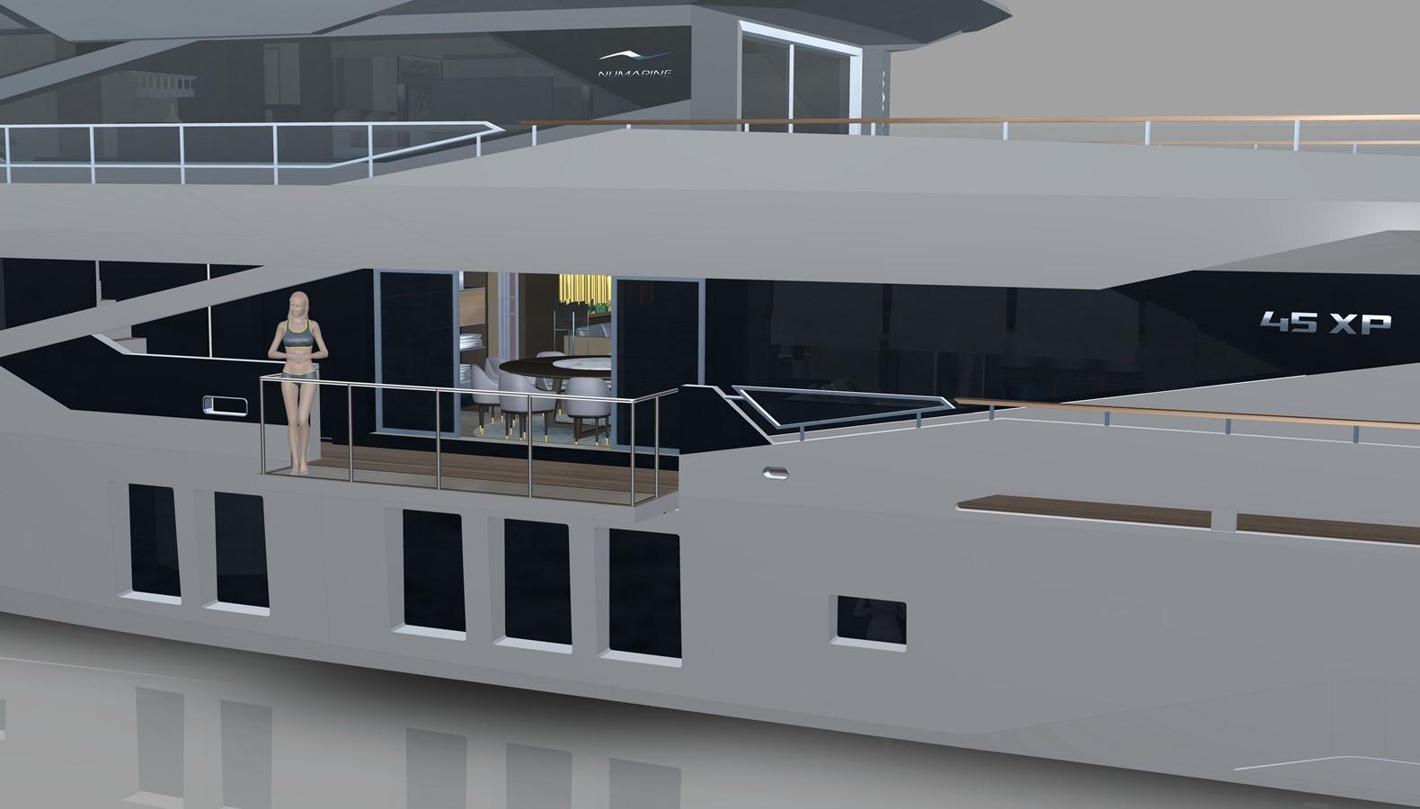 2021 NUMARINE 45XP Expedition Yacht 2549310