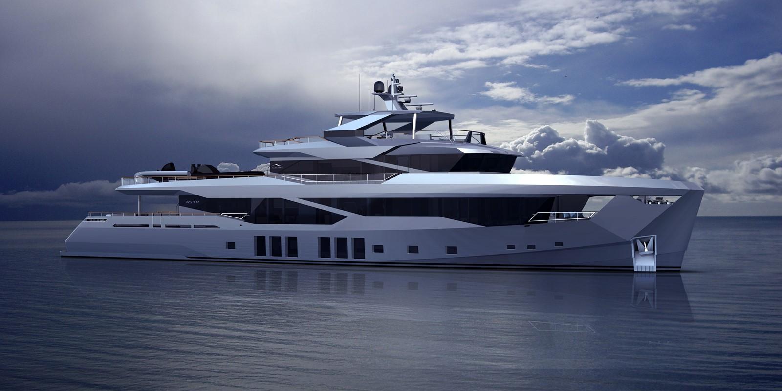 2021 NUMARINE 45XP Expedition Yacht 2551824