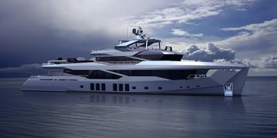 Numarine 45XP Hull #1 255319
