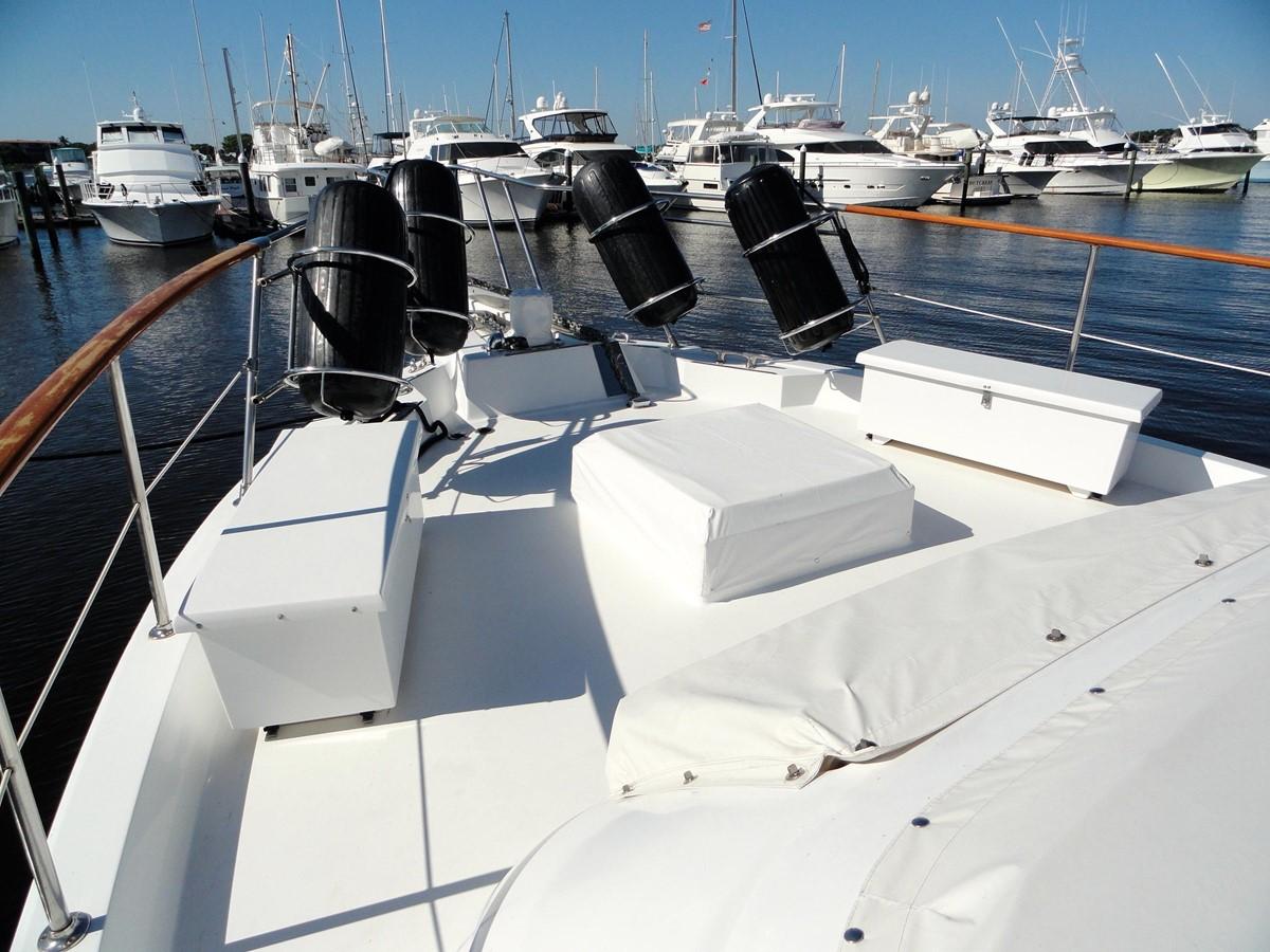 Bow 1979 HATTERAS  Motor Yacht 2575652