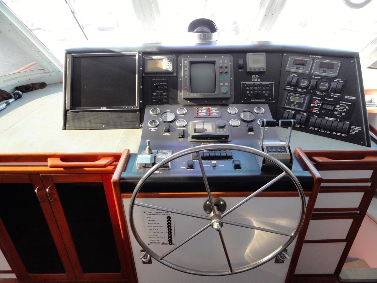 Pilothouse 1979 HATTERAS  Motor Yacht 2575665