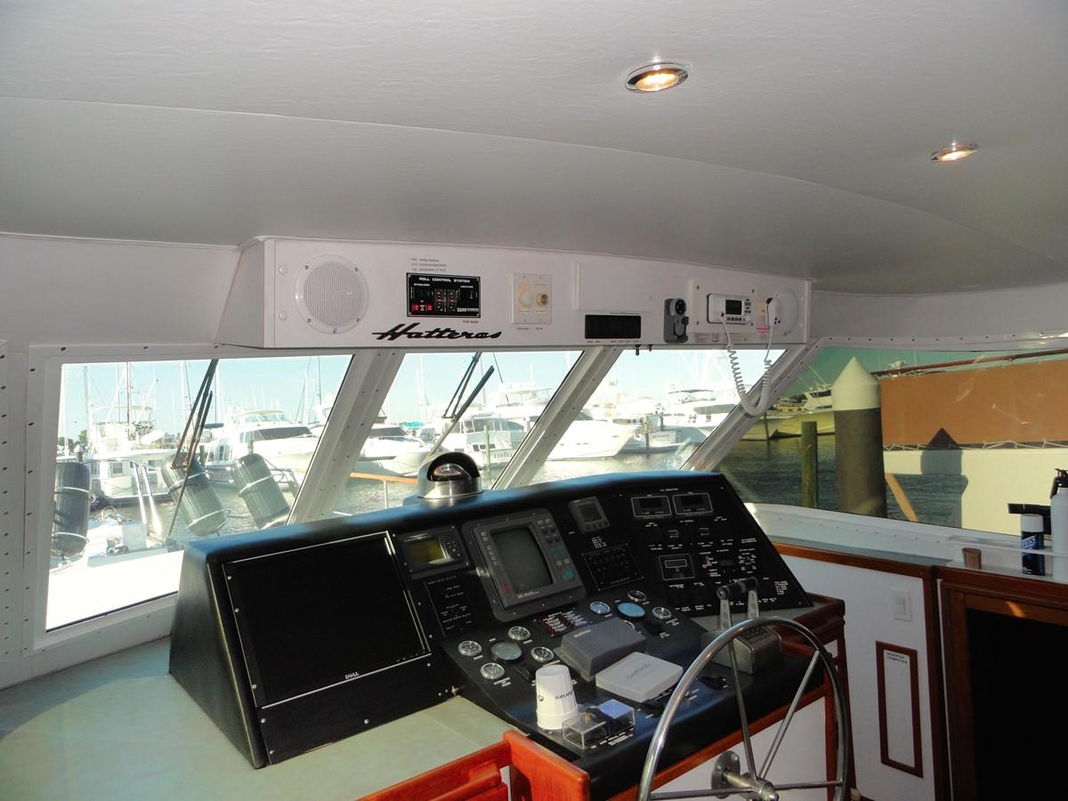Pilothouse 1979 HATTERAS  Motor Yacht 2575683