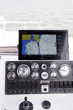 Dashboard 2007 FANTASY YACHTS 112' x 21' Houseboat 2551889