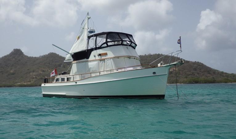 1987 GRAND BANKS Classic Trawler 2550079