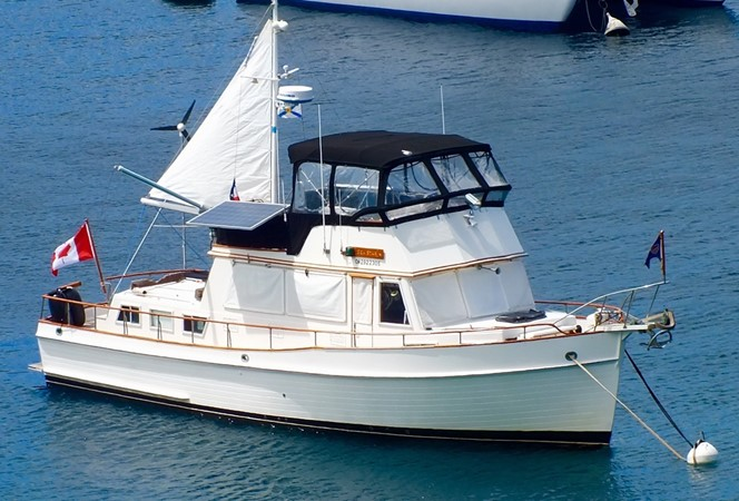 1987 GRAND BANKS Classic Trawler 2550080