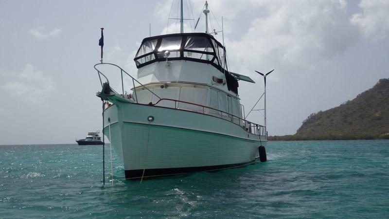 1987 GRAND BANKS Classic Trawler 2550081