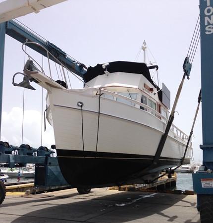 1987 GRAND BANKS Classic Trawler 2550084