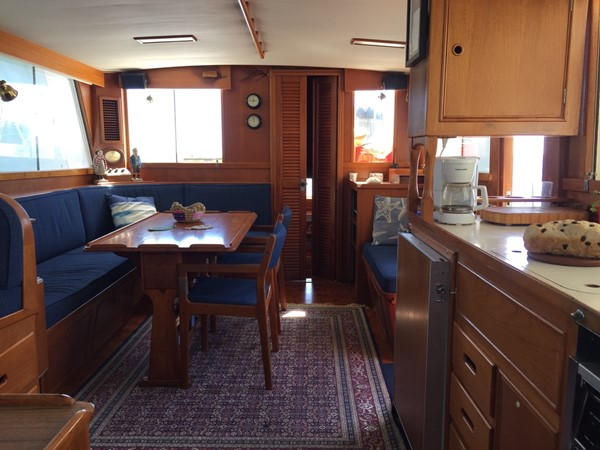 1987 GRAND BANKS Classic Trawler 2550091
