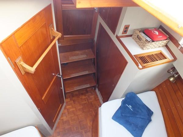 1987 GRAND BANKS Classic Trawler 2550101