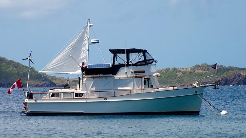 1987 GRAND BANKS Classic Trawler 2550102