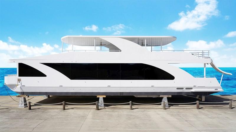Boss 2019 SUMERSET HOUSEBOATS 73 Houseboat Houseboat 2692724