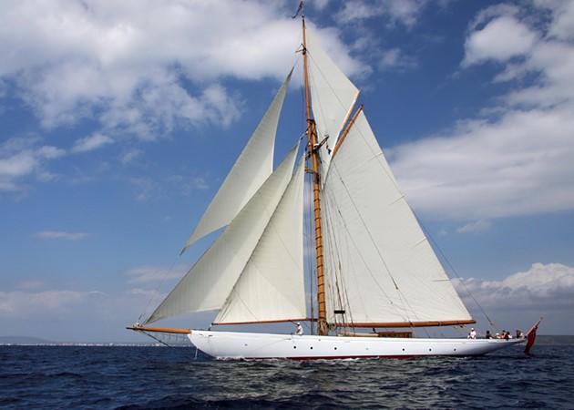 1904 CAMPER & NICHOLSONS  Classic Yacht 2578248