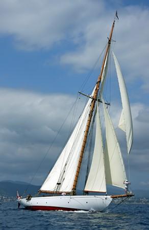 1904 CAMPER & NICHOLSONS  Classic Yacht 2578261
