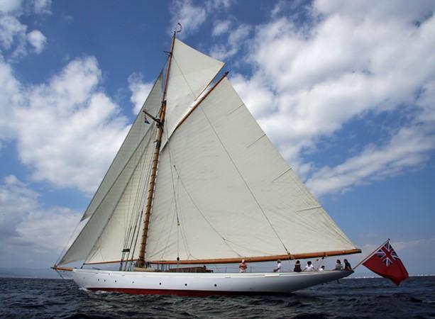 1904 CAMPER & NICHOLSONS  Classic Yacht 2578262