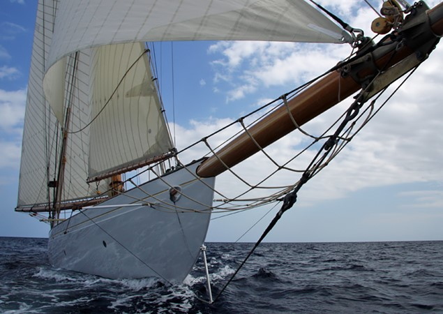 1904 CAMPER & NICHOLSONS  Classic Yacht 2578263