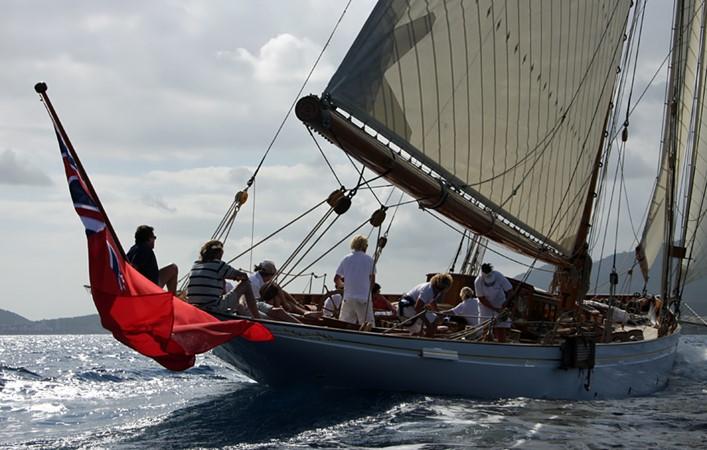 1904 CAMPER & NICHOLSONS  Classic Yacht 2578264