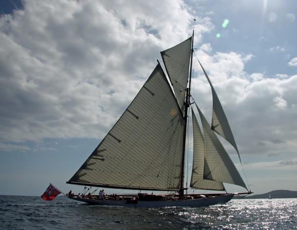 1904 CAMPER & NICHOLSONS  Classic Yacht 2578265