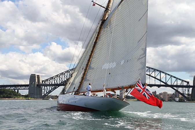 1904 CAMPER & NICHOLSONS  Classic Yacht 2578270