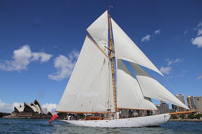 1904 CAMPER & NICHOLSONS  Classic Yacht 2578271